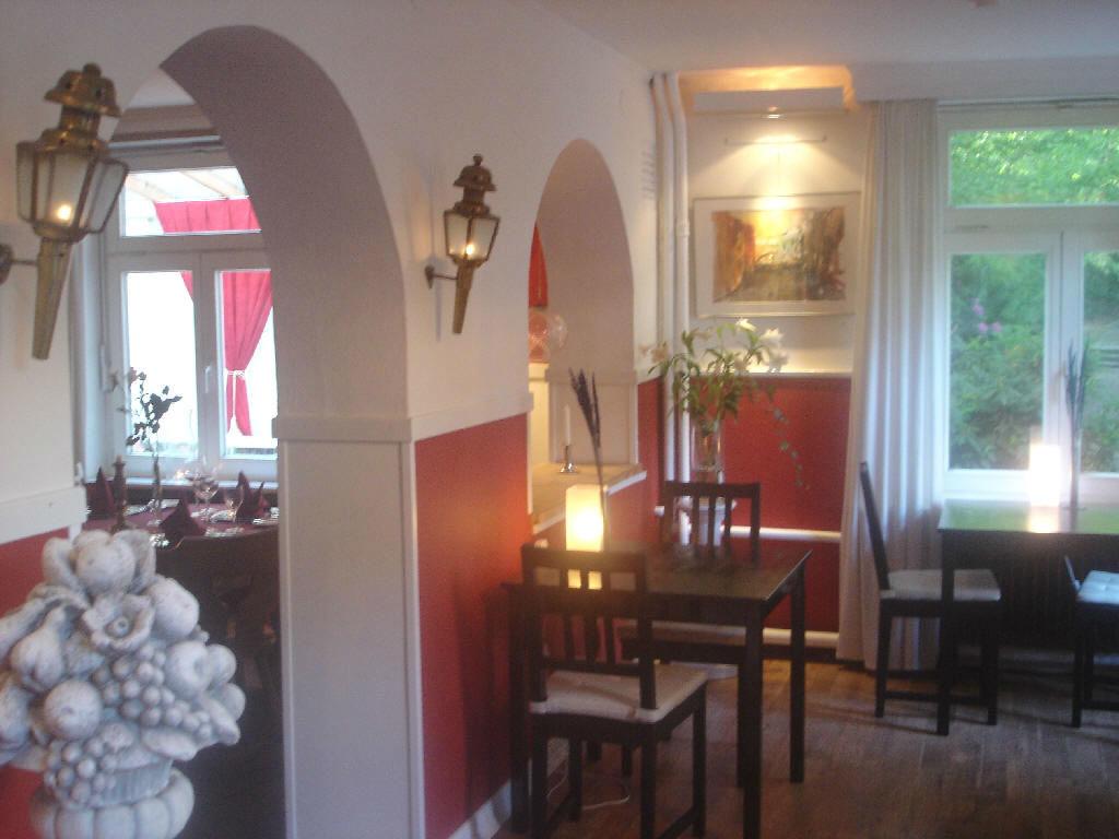 Beispiel: Weinstube, Foto: Restaurant Alsterpark.