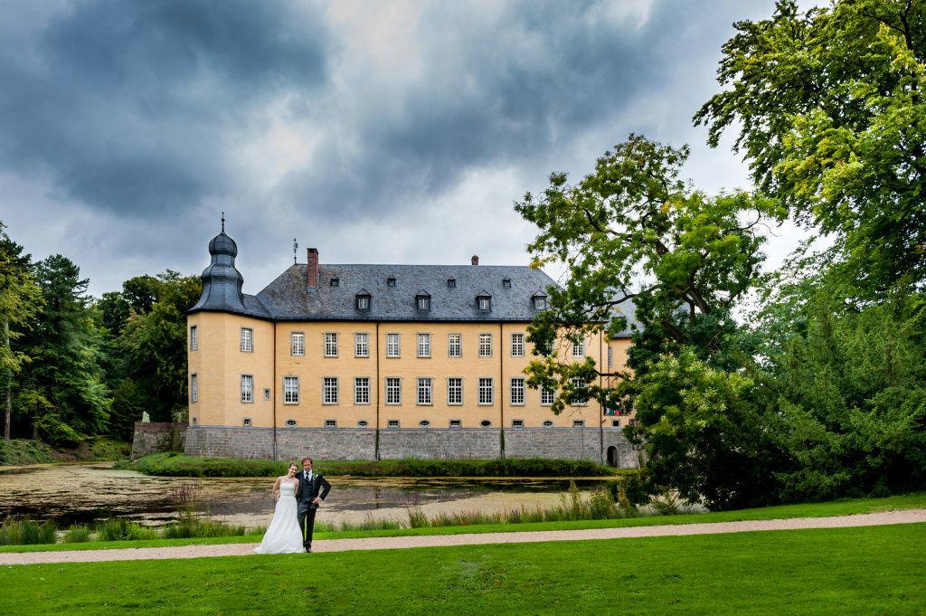 Schloss Dyck Mönchengladbach