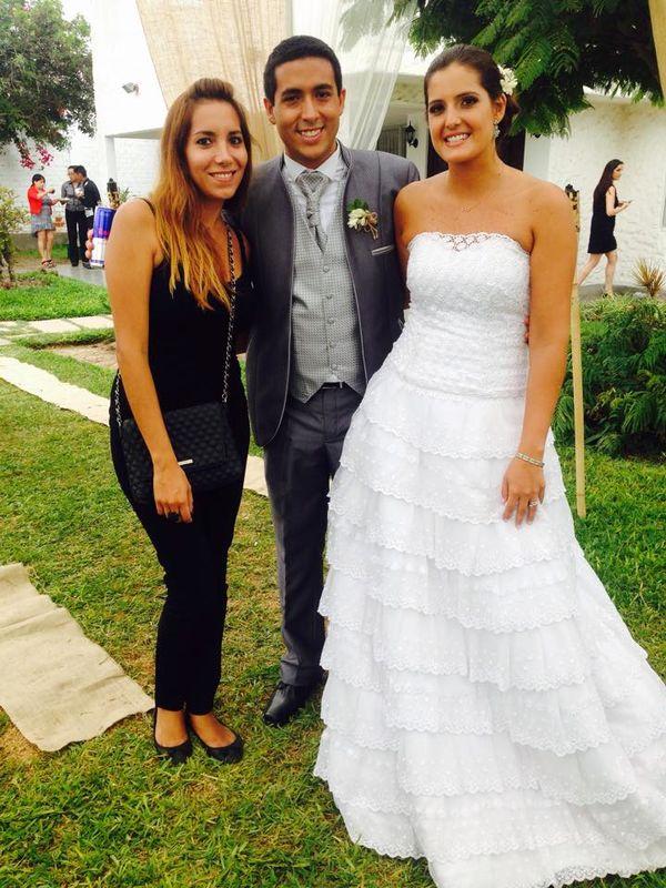 Con los esposos Lau & Joss