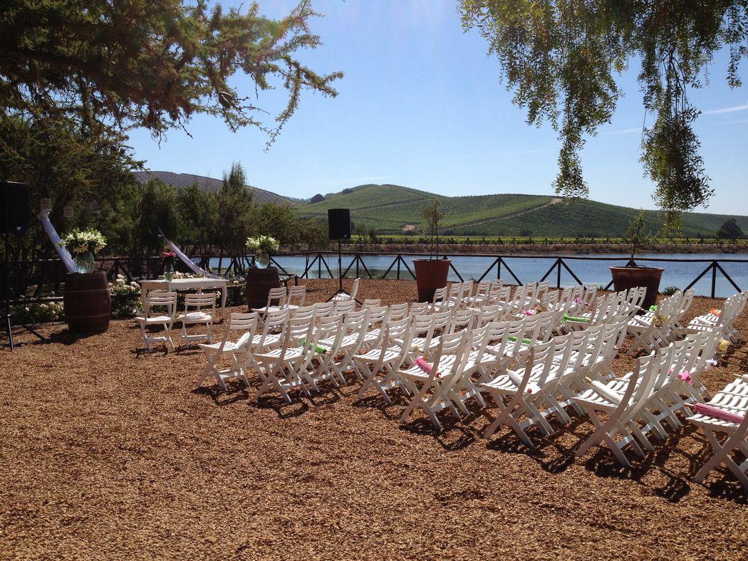 Ceremonia Tranque Los Olivos