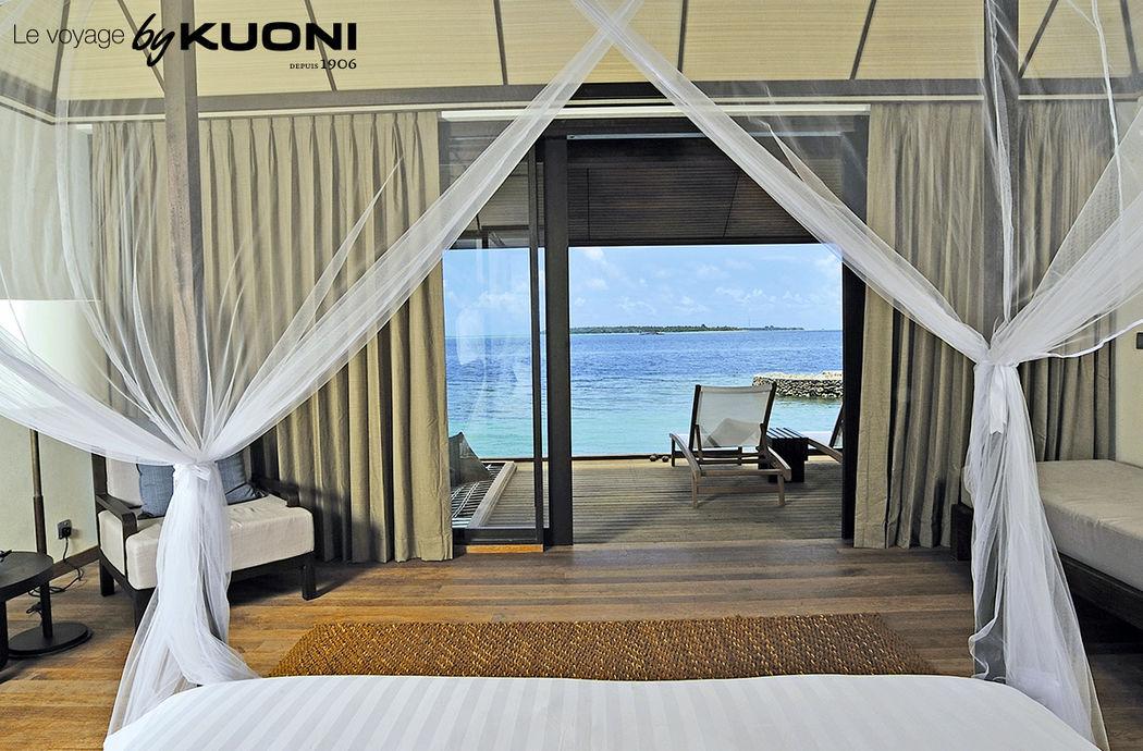Hôtel Lily Beach Resort & Spa, atoll d'Ari, Maldives