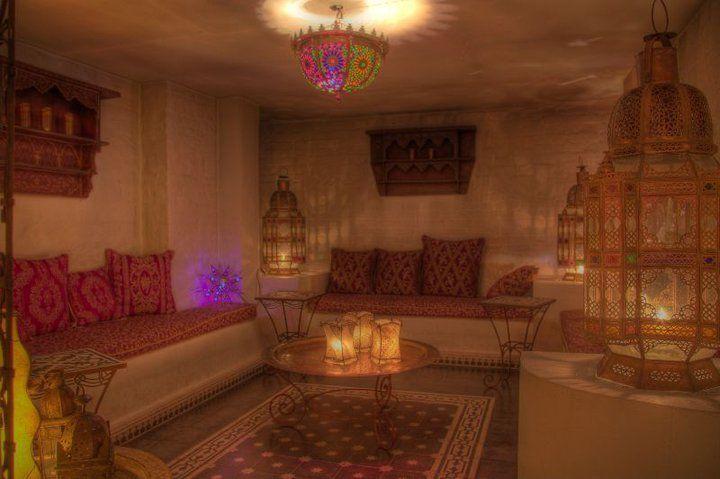 Beispiel: Räumlichkeiten, Foto: Le Marrakech.