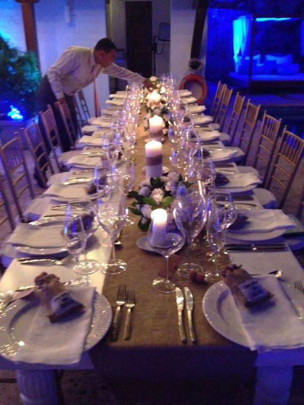 Cenas en el Marques Hotel Boutique