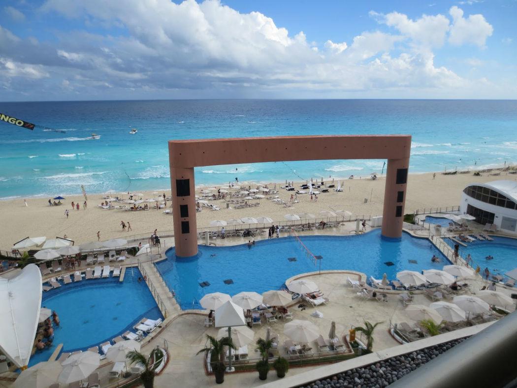 Beach Palace, hotel en Cancún