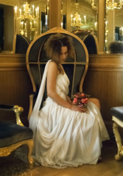 Foto: Von Make-up bis Frisur, Foto: Le salon mobile.