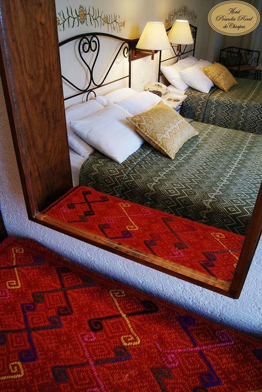 Hotel Posada Real de Chiapas en San Cristóbal de las Casas