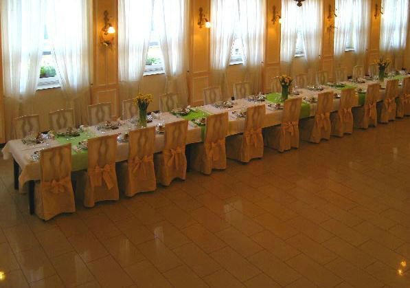 Restauracja Koloseum w Turku na wesele