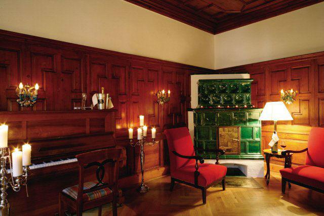 Beispiel: Impressionen vom Hotel, Foto: Hotel Villa Solitude.