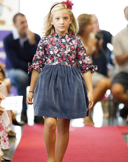 Moda infantil para la ceremonia
