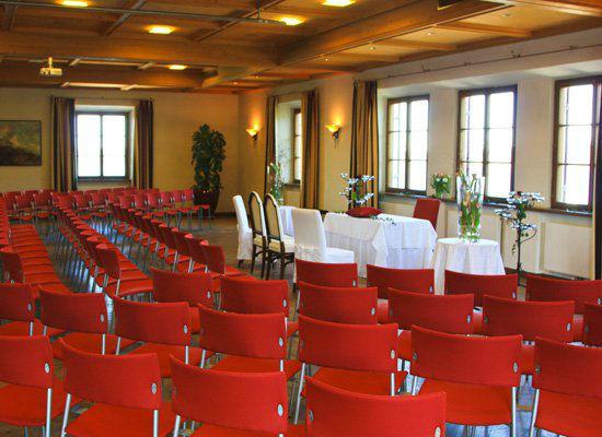 Beispiel: Ihre Trauung im Schloss, Foto: Schloss Mattsee.