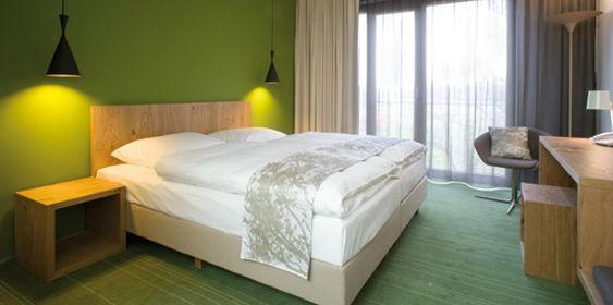 Beispiel: Hotelzimmer, Foto: Fürstenfelder.