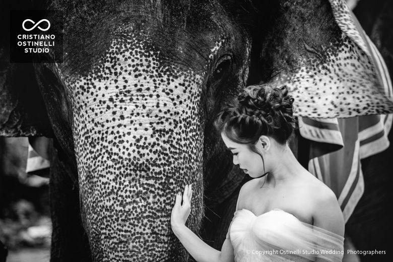 Bride portrait, Cambodia
