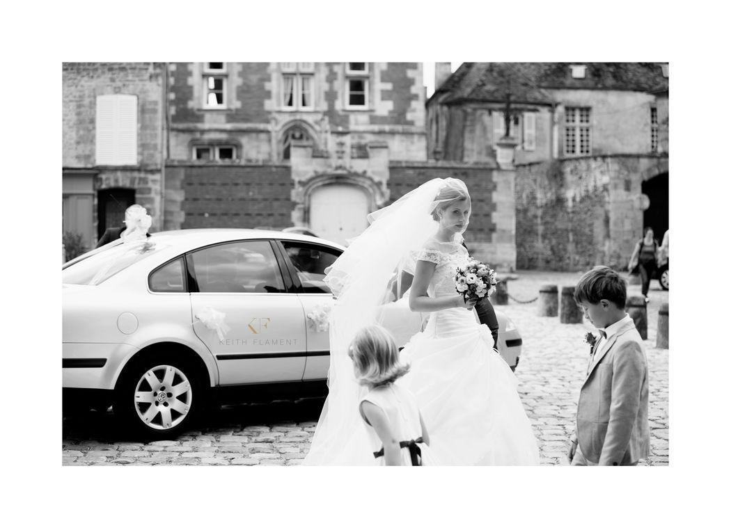 Mariage à Senlis