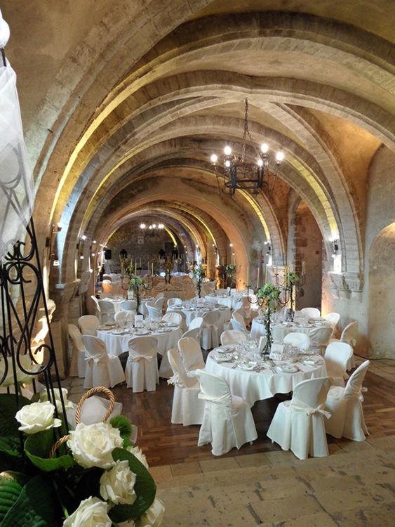 Grande Salle - Chateau de Creully