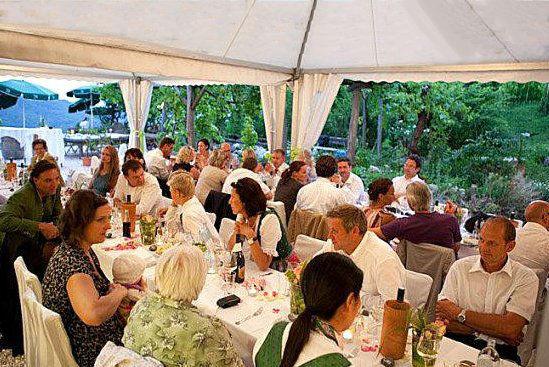 Foto: Gäste im