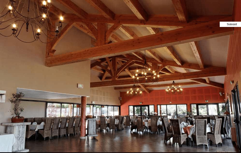 Salle de Réception - Hostellerie Kouros