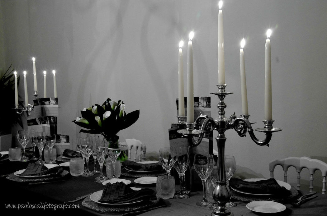 Tavola di Gala - La Buona Tavola Catering&Banqueting Firenze