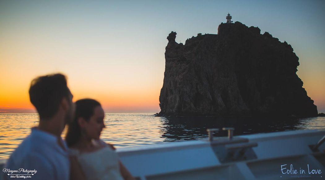 Eolie in Love - love in Stromboli