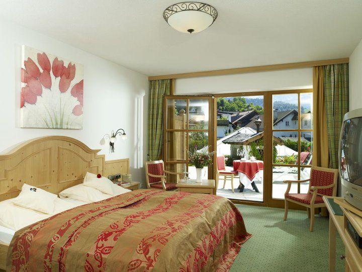 Beispiel: Zimmer, Foto: AKZENT Hotel Schatten.