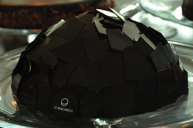 Pasteles realizados con las técnicas más vanguardistas en repostería - Foto Le Macaron Boutique