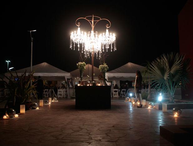 Jardín y Salón Luxemburgo en Culiacán, Sinaloa