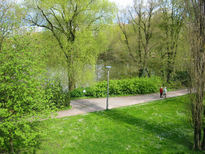 Beispiel: Umgebung, Foto: Villa am Fennpfuhl.