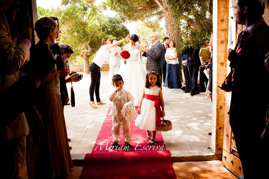 Pages de la boda