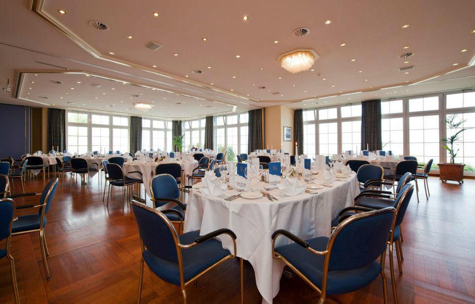 Beispiel: Bankettsaal, Foto: Bad Horn