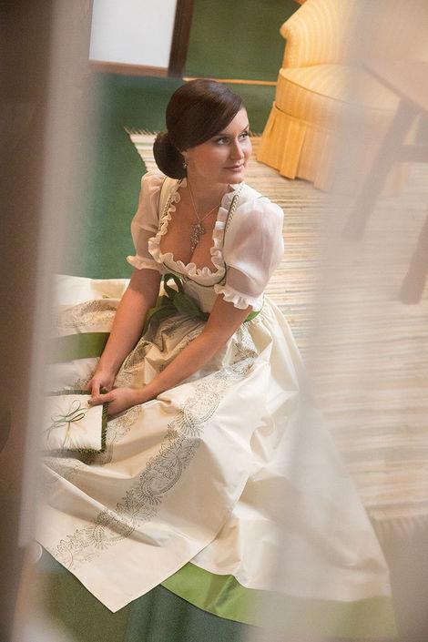 Beispiel: Trachtenkollektion, Foto: Susanne Spatt Salzburg.