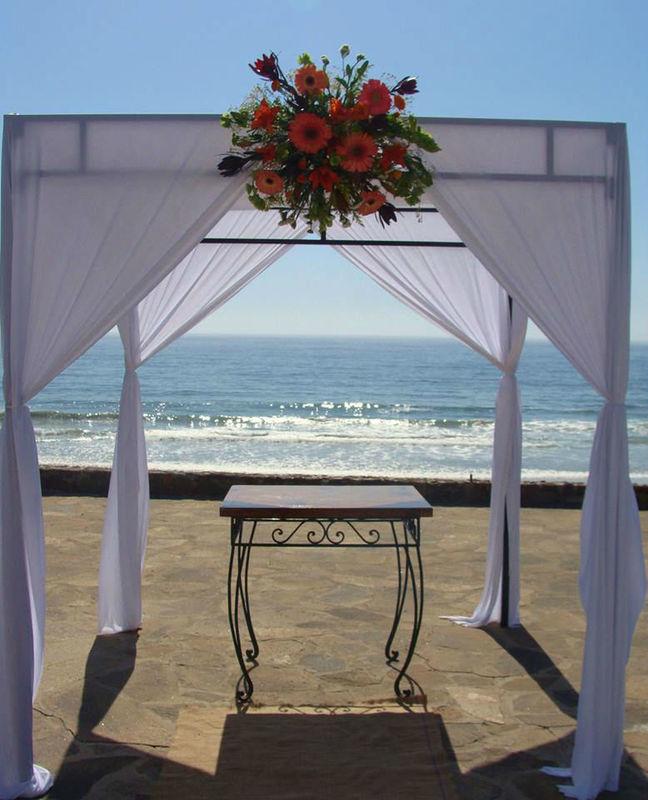 Hotel Castillos del Mar en Rosarito
