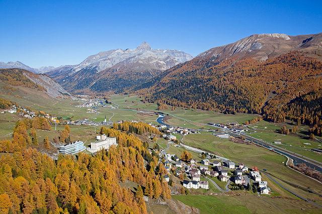 Beispiel: Landschaftsblick, Foto Hotel Castell.