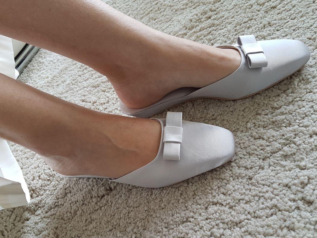 Zapatillas raso