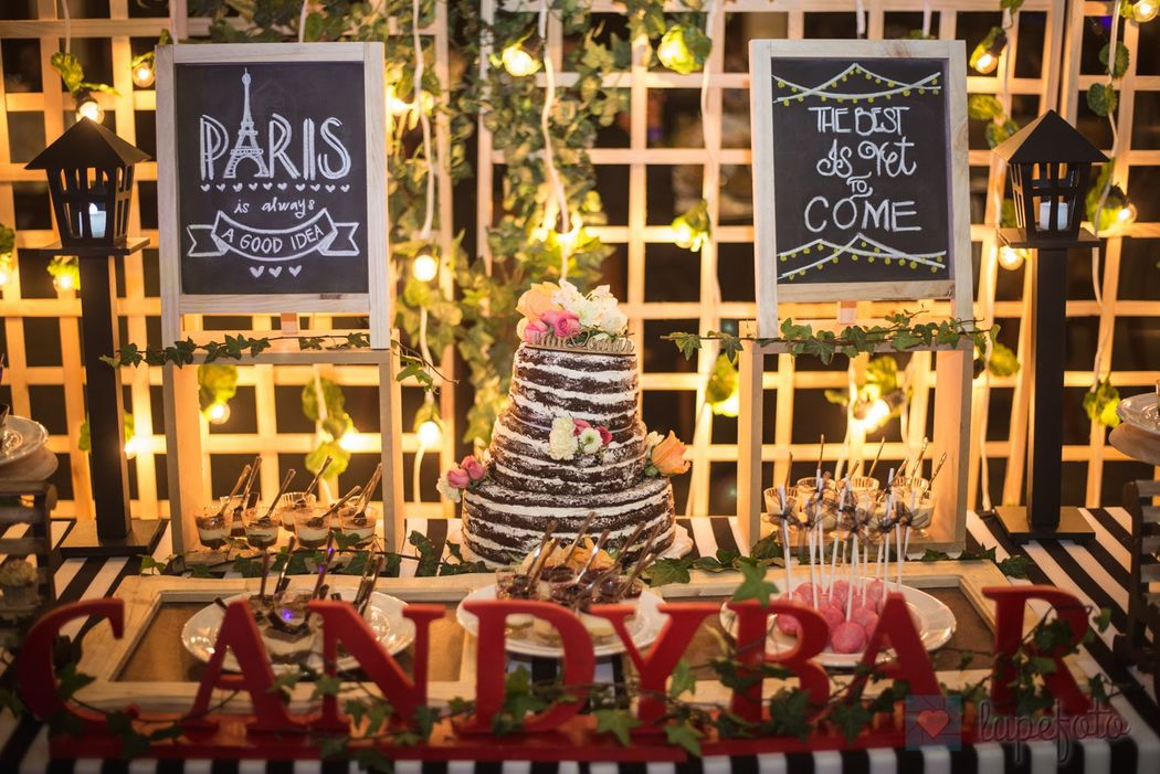 Boda café de Paris
