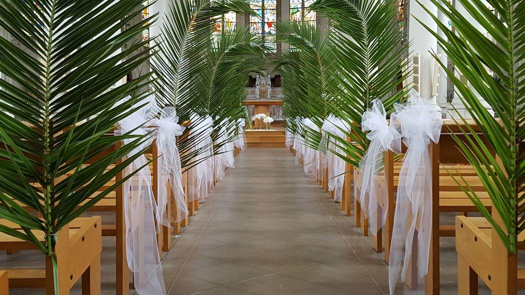 Agence Passionnément - Cérémonie église