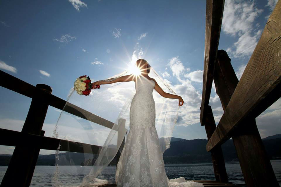 Serena Obert Weddings & Events | matrimoni da sogno vista lago o con una mozzafiato vista mare