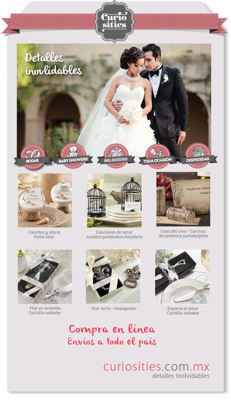 recuerdos para bodas