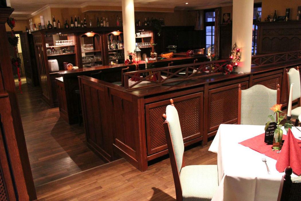 Beispiel: Klosterbar, Foto: Hotel Restaurant Klosterhof.