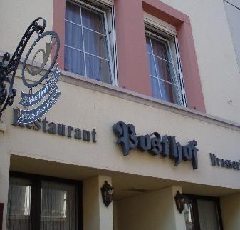 Beispiel: Eingang, Foto: AKZENT Hotel Posthotel.
