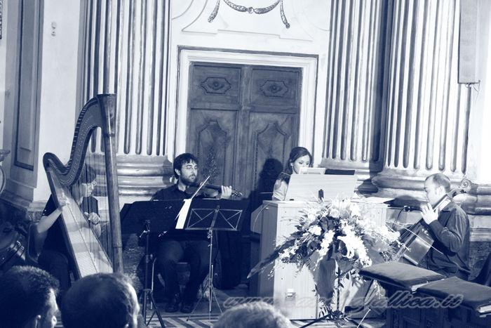 Quartetto - Chiesa S.Placido - CATANIA