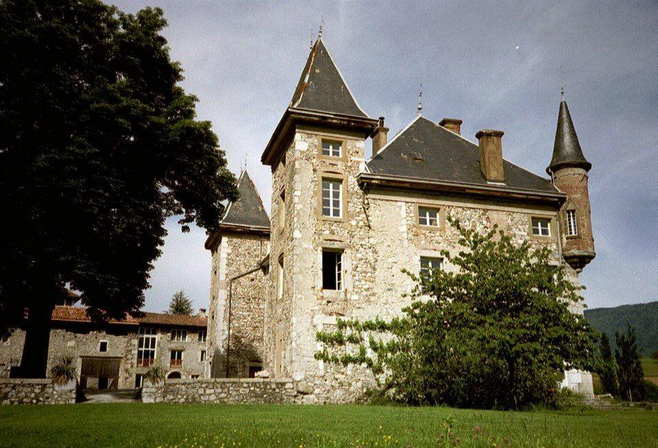 Le Château du Montalieu... Avant