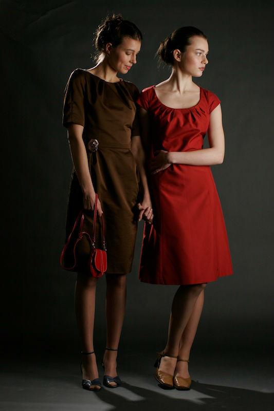 Beispiel: Wunderschöne Abendkleider, Foto: nymphenfieber.