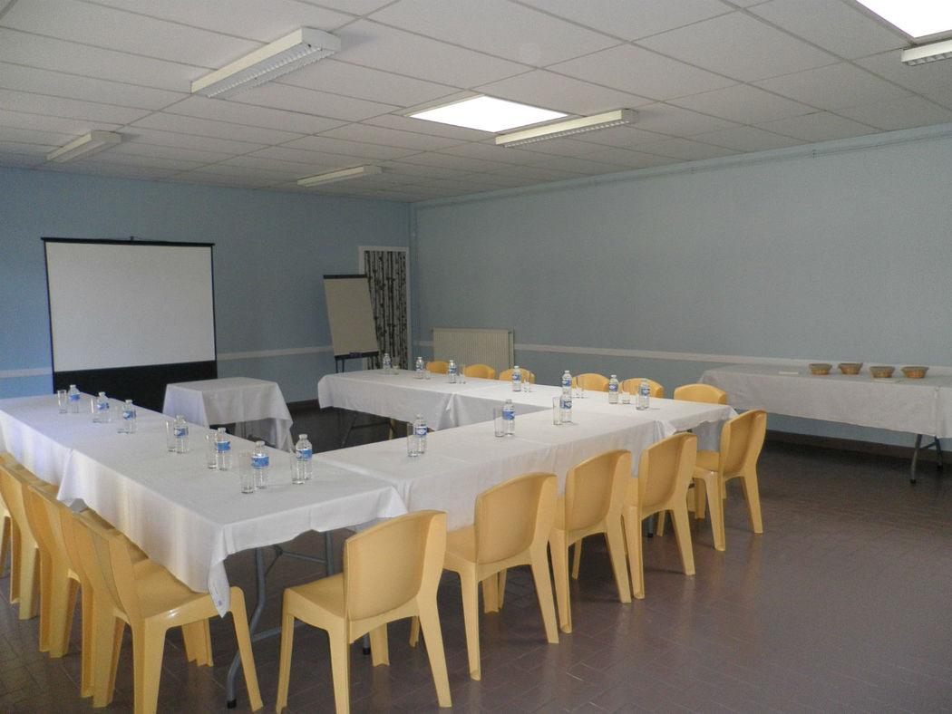 Salle Morgane pour séminaire de 10 à 50 personnes / ouvert toute l'année