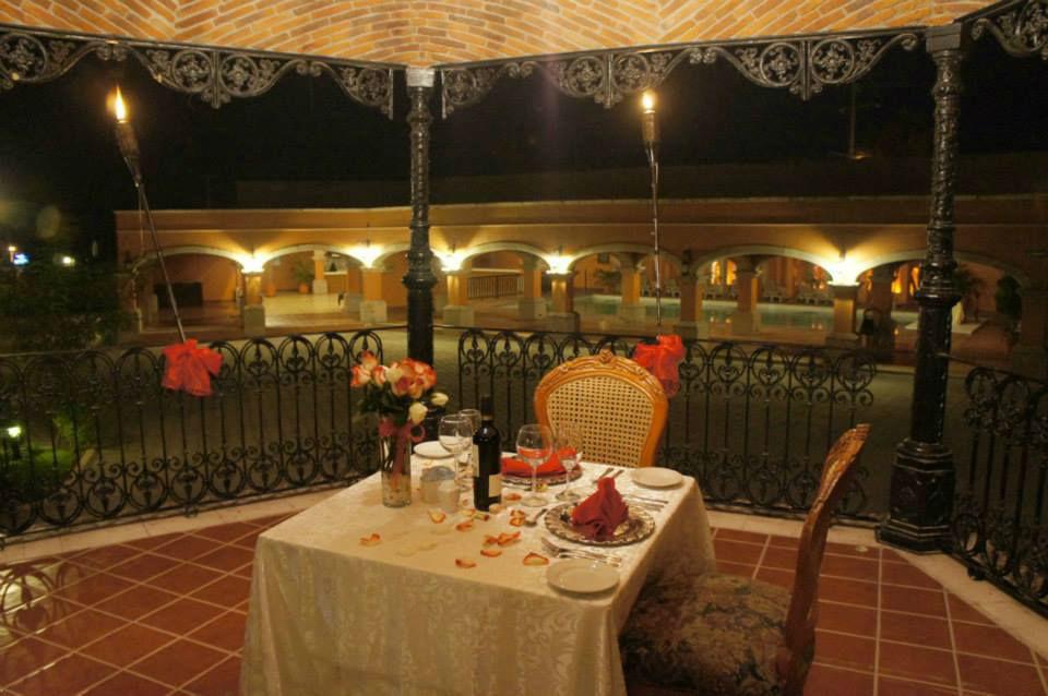 Hotel Casa Grande Lagos en Jalisco.