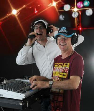 DJ und Livemusik, Foto: Concord.