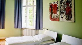 Beispiel: Zimmer, Foto: Villa Blumenfisch.