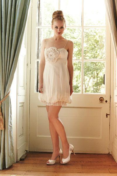 Beispiel: Brautschuhe, Foto: Gina's Sposa.