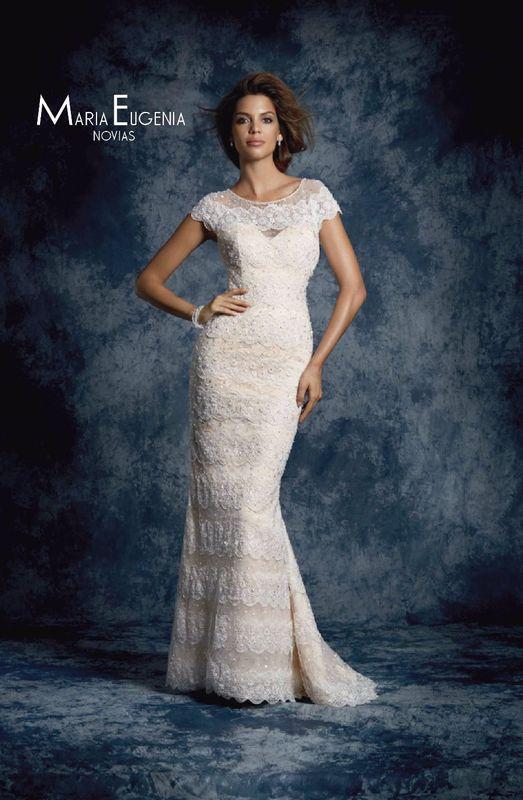 Colección Sapphire Vestido: 894 Disponible a pedido