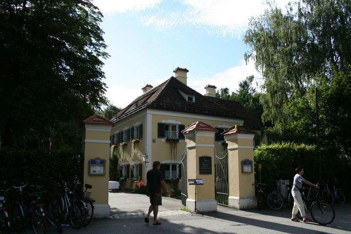 Beispiel: Das Restaurant, Foto: Neue Fasanerie.