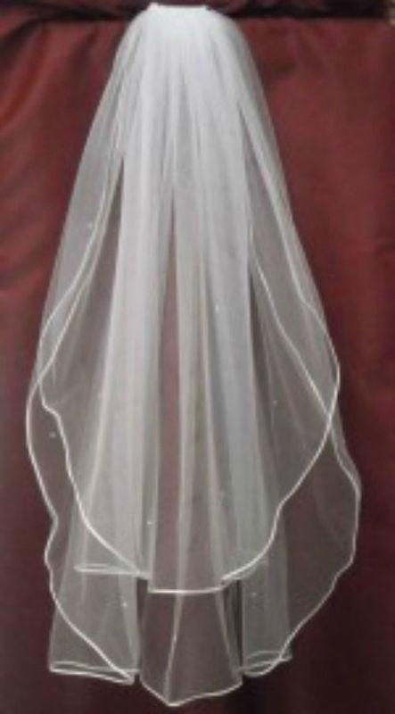 Beispiel: Brautschleier, Foto: die-brautseite.