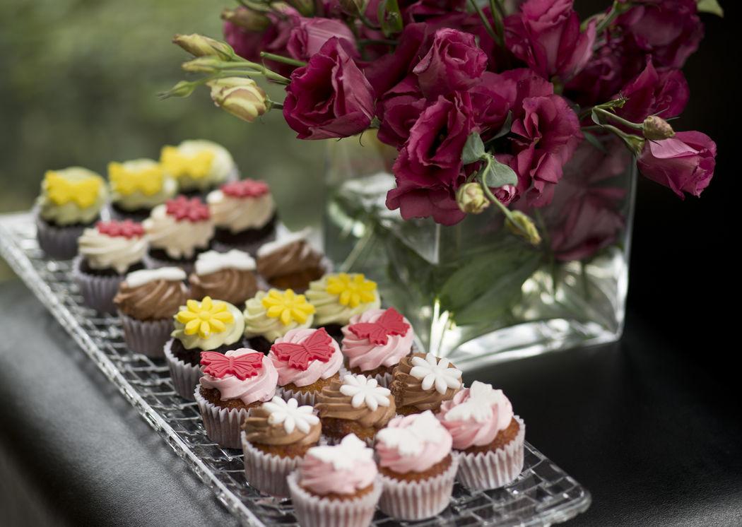 Mini cupcakes La Quinta de Jarama